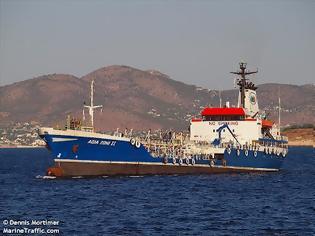 Φωτογραφία για Πλοιοκτήτης του «Αγία Ζώνη ΙΙ»:Δεν κάναμε εμείς την ζημιά αλλά το Blue Star Patmos.