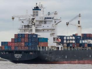 Φωτογραφία για DANAOS:Το πλήρωμα έκανε την έρευνα και ανακάλυψε τα 121 κιλά κόκας στο DIMITRIS K