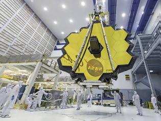 Φωτογραφία για Καθυστερεί το μεγαλύτερο διαστημικό τηλεσκόπιο