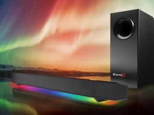 Φωτογραφία για Aurora Reactive SDK για τη σειρά Sound BlasterX