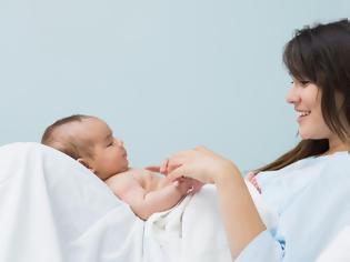 Φωτογραφία για Όσα συμβαίνουν στο σώμα της μαμάς μετά τον φυσιολογικό τοκετό