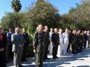 Φωτογραφία για Επιμνημόσυνη Δέηση για τους Υπέρ Πατρίδος Πεσόντες Ιερολοχίτες