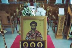 Άγιε του Θεού Βησσαρίωνα, πρέσβευε υπέρ ημών