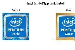 Νέα Intel Pentium Gold rebrands