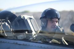 Η πτήση Τσίπρα με το F-16 (2 BINTEO)