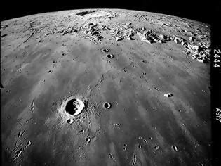 Φωτογραφία για Η χαμένη ατμόσφαιρα της Σελήνης