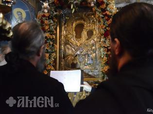 Φωτογραφία για 9703 - Η Πανήγυρη της Παναγίας Οδηγήτριας και τα εγκαίνια του νέου Συνοδικού της Ιεράς Μονής Ξενοφώντος στο Άγιο Όρος