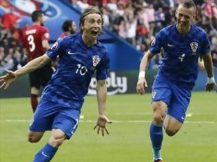 Φωτογραφία για Η Κροατία αντίπαλος της Ελλάδας στα μπαράζ για το μουντιάλ