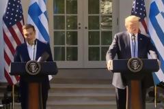 Ντόναλντ Τραμπ για παλιότερη δήλωση Τσίπρα εναντίον του : «Μακάρι να το ήξερα αυτό πριν την συνάντηση» [Βίντεο]