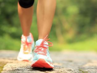 Φωτογραφία για Δύο ώρες περπάτημα την εβδομάδα μειώνουν τις πιθανότητες πρόωρου θανάτου