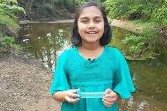 ΗΠΑ: Βραβείο «καλύτερου νέου επιστήμονα» για 11χρονη
