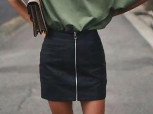 Φωτογραφία για Πως να φορέσεις τη δερμάτινη φούστα κάθε ώρα και σε κάθε  περίσταση! b0dc5e3a401