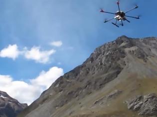 Φωτογραφία για Ρεκόρ ύψους από επιστημονικό drone που πέταξε σχεδόν στα 5.000 μέτρα [video]