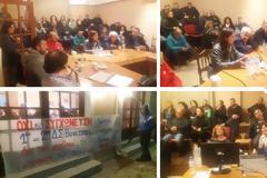 ΤΩΡΑ: Διαμαρτυρία Εκπαιδευτικών και γονέων στο δημοτικό συμβούλιο ΑΚΤΙΟΥ ΒΟΝΙΤΣΑΣ ενάντια στη συγχώνευση των Δημοτικών Σχολείων
