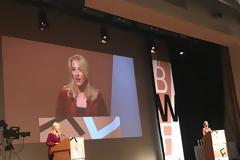Ρ. Δούρου: «Διπλός ο αγώνας που δίνουν οι γυναίκες επιχειρηματίες»