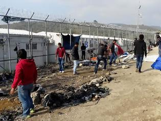 Φωτογραφία για Γενική απεργία τη Δευτέρα στη Λέσβο για τη μεταναστευτική κρίση