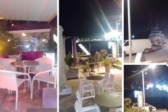 Βραδινό χειμερινό καφεδάκι στην παραλία ΑΣΤΑΚΟΥ