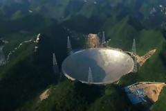 Η Κίνα αναζητεί εξωγήινους με το μεγαλύτερο ραδιοτηλεσκόπιο του κόσμου [video]