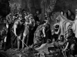 Φωτογραφία για Όταν ο Ιούλιος Καίσαρ, ασπάστηκε την σωρό του Μεγάλου Αλεξάνδρου