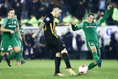 Παναθηναϊκός - ΑΕΚ 1-1