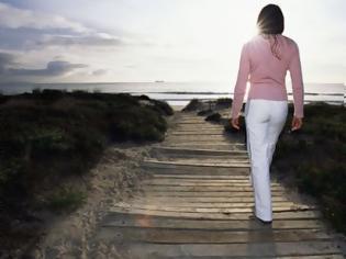 Φωτογραφία για Περπάτημα: Κάνετε ένα πολύτιμο δώρο στον εαυτό σας