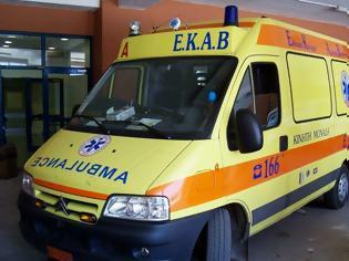Φωτογραφία για Σε κρίσιμη κατάσταση τραυματίας τροχαίου