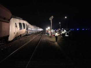 Φωτογραφία για Γερμανία: Σύγκρουση τρένων με 50 τραυματίες κοντά στο Ντίσελντορφ