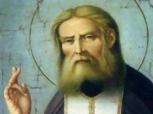 Φωτογραφία για Μεγαλειώδης επίσκεψη της Θεοτόκου στον όσιο Σεραφείμ