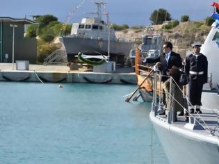 Φωτογραφία για Κύπρος: Τρία πλοία ανοικτής θαλάσσης αποκτά το Ναυτικό