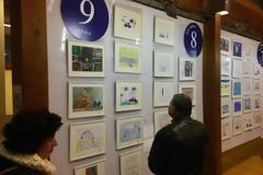 Στην Πάτρα η έκθεση ζωγραφικής για την οδική ασφάλεια