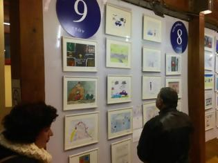Φωτογραφία για Στην Πάτρα η έκθεση ζωγραφικής για την οδική ασφάλεια