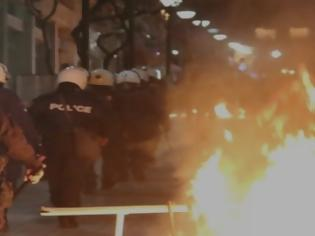 Φωτογραφία για Ενώπιον του εισαγγελέα για τα επεισόδια στην πορεία για τον Γρηγορόπουλο