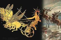 Ηλιούγεννα: Η αρχαία Ελληνική γιορτή των Χριστουγέννων
