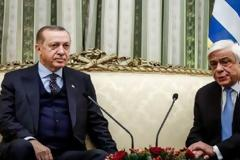 Το θράσος του Erdogan μέσα στο ελληνικό προεδρικό Μέγαρο - Τι αναζητά στο