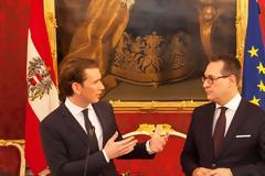 Αυστρία: Τα υπουργεία Εξωτερικών, Άμυνας και Εσωτερικών διεκδικεί η Ακροδεξιά