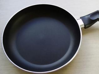 Φωτογραφία για Προσοχή: Πετάξτε αμέσως τα τηγάνια σας που αναγράφουν αυτή την ένδειξη
