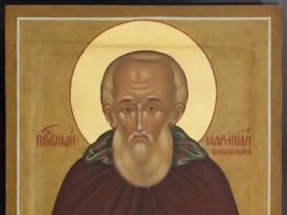 Φωτογραφία για Saint Martinian of White Lake (+ 1483)