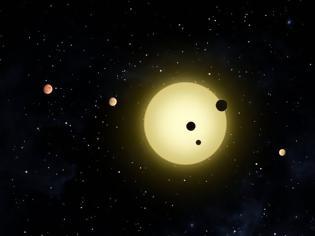 Φωτογραφία για Θα εξερευνούμε άλλους πλανήτες με λέιζερ