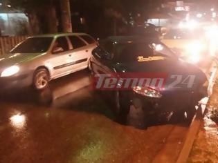 Φωτογραφία για Πάτρα: Τροχαίο με εγκατάλειψη - Τέσσερις άνδρες προσπάθησαν να κλέψουν νεαρή (βίντεο)