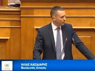 Φωτογραφία για Η. Κασιδιάρης: Ελληνικός Στρατός στα Σκόπια! [Βίντεο]