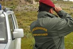 Πρωτοφανείς επιθέσεις σε βάρος θηροφύλακα στη Λακωνία