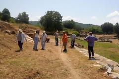 Χορηγία 5.000 ευρώ από τον ΟΤΕ για την ανασκαφή στον αρχαιολογικό χώρο του Θέρμου