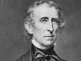 Φωτογραφία για Ο 10ος πρόεδρος των ΗΠΑ γεννήθηκε το 1790 και δύο εγγονοί του είναι ακόμα εν ζωή