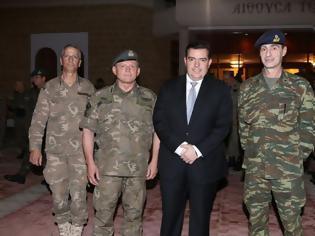 Φωτογραφία για Συμμετοχή Εθνοφύλακα του ΤΕΘ Καλπακίου στην Εκδήλωση Κήρυξης του Έτους 2018 ως «Έτος Εφεδρείας και Εθνοφυλακής» του Γενικού Επιτελείου Εθνικής Φρουράς στην Κύπρο: