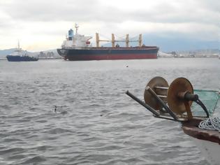 Φωτογραφία για Αναχώρησε το μεγαλύτερο καράβι που έχει μπει στο λιμάνι της Πρέβεζας