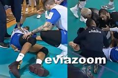 Ηρακλής Χαλκίδας - Κηφισιά 2-3 σετ: Ήττα και «παγωμάρα» με τη λιποθυμία του Ιγκόρ Ντε Σόουζα - Στο Νοσοκομείο Χαλκίδας ο Βραζιλιάνος! (ΒΙΝΤΕΟ)