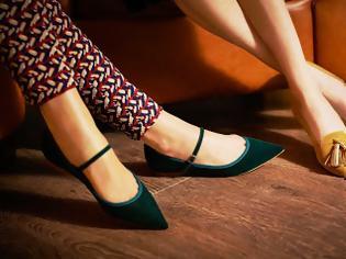 Φωτογραφία για Τι κάνει «επικίνδυνα» τα ίσια παπούτσια