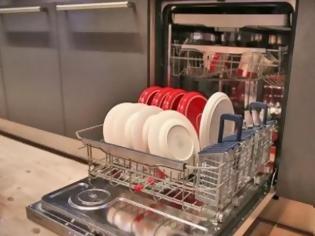 Φωτογραφία για Μικρόβια έχουν τα λάστιχα των πλυντηρίων πιάτων