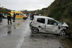 Συγκλονιστικά στοιχεία για τα τροχαία στη Δυτική Ελλάδα – Ένας νεκρός την εβδομάδα