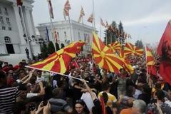 Ανθελληνική υστερία! Χιλιάδες Σκοπιανοί φώναξαν: «Η Θεσσαλονίκη είναι δική μας»